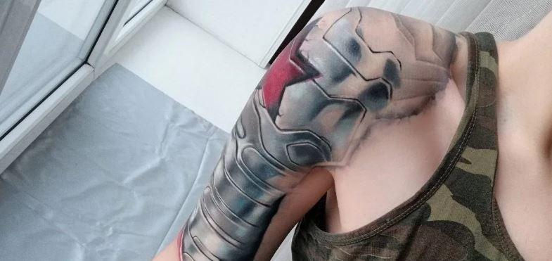 10 tatuagens que quase transformaram fãs da Marvel em super-heróis - 1