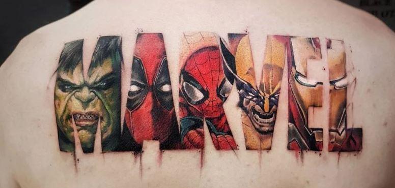 10 tatuagens que quase transformaram fãs da Marvel em super-heróis - 2