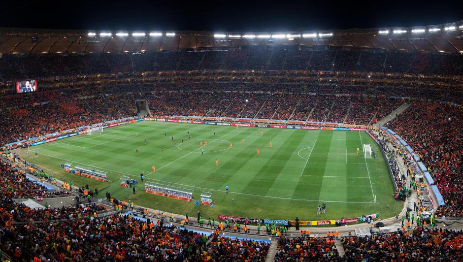 5 estádios de futebol com capacidade máxima para mais de 90 mil pessoas - 1