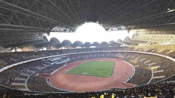 5 estádios de futebol com capacidade máxima para mais de 90 mil pessoas - 6