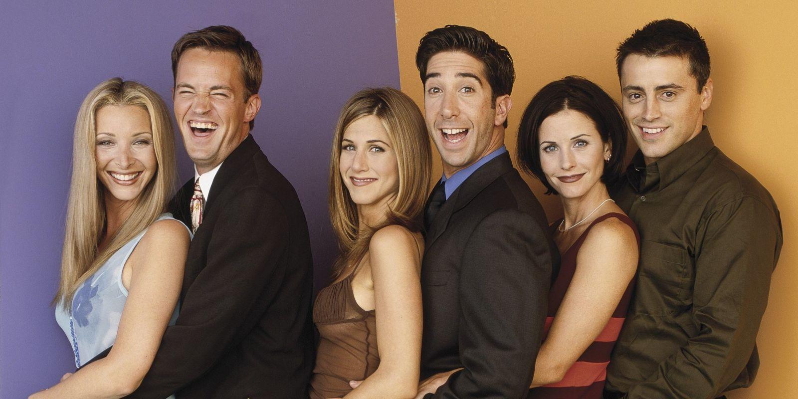 5 revelações nunca feitas antes sobre Friends - 2