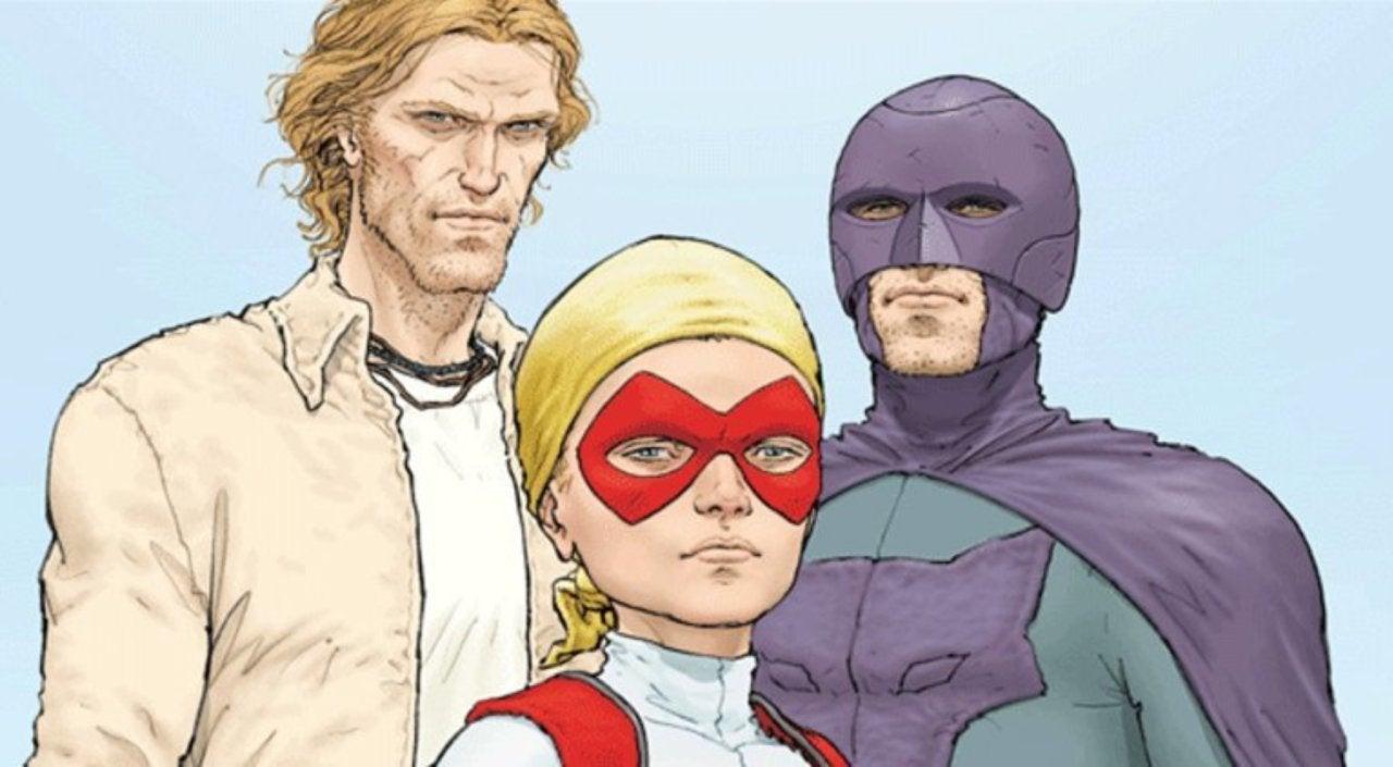 A nova série de super-heróis da Netflix é bem parecida com Liga da Justiça - 3