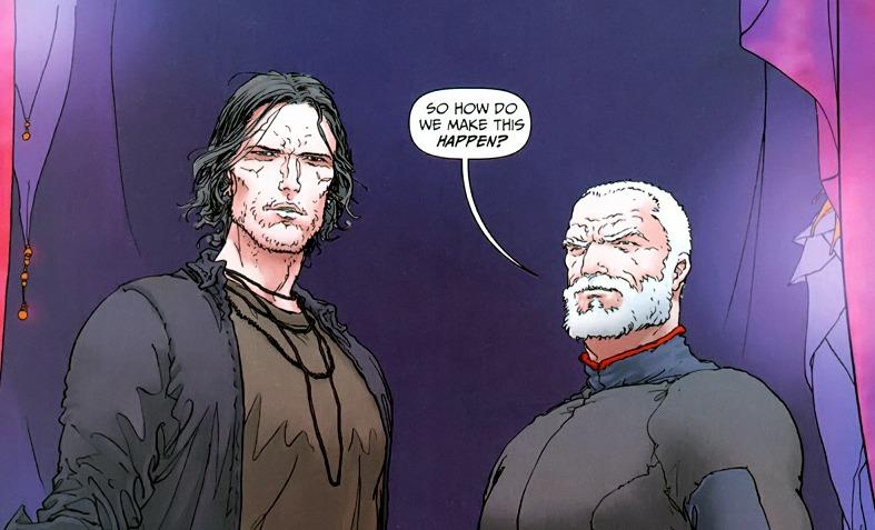 A nova série de super-heróis da Netflix é bem parecida com Liga da Justiça - 5