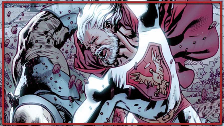 A nova série de super-heróis da Netflix é bem parecida com Liga da Justiça - 8