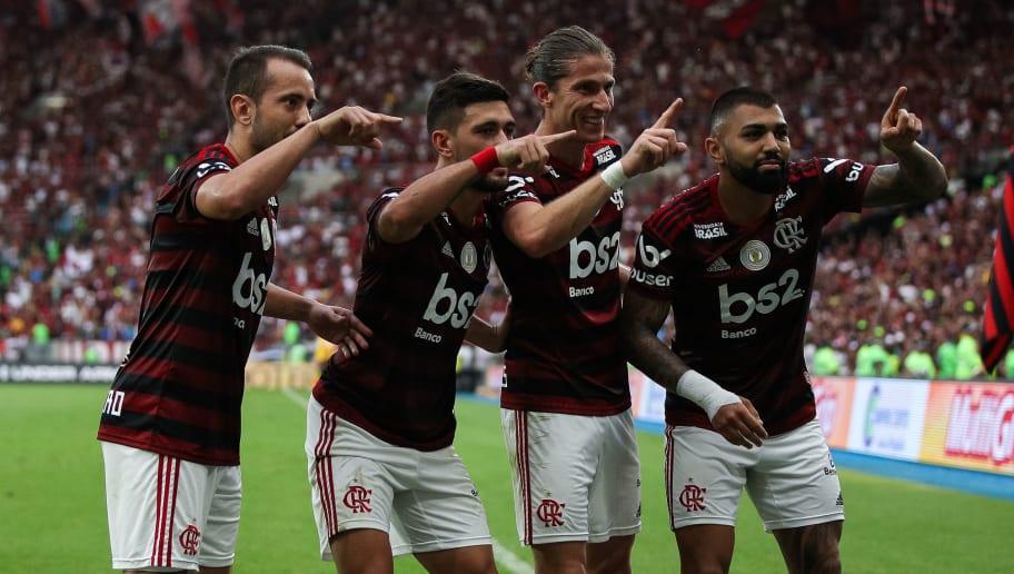 A seleção da 17ª rodada do Brasileirão 2019 - 1