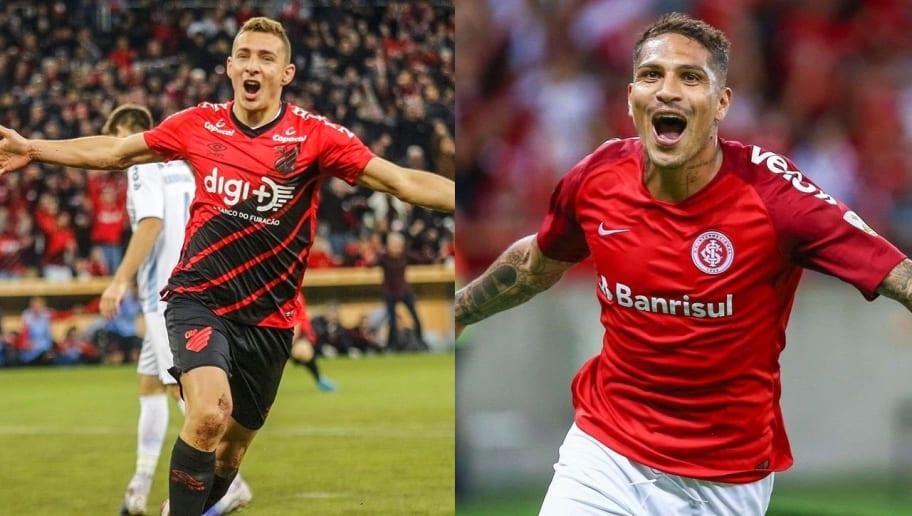 Athletico e Internacional vencem e estão na grande decisão da Copa do Brasil 2019 - 1