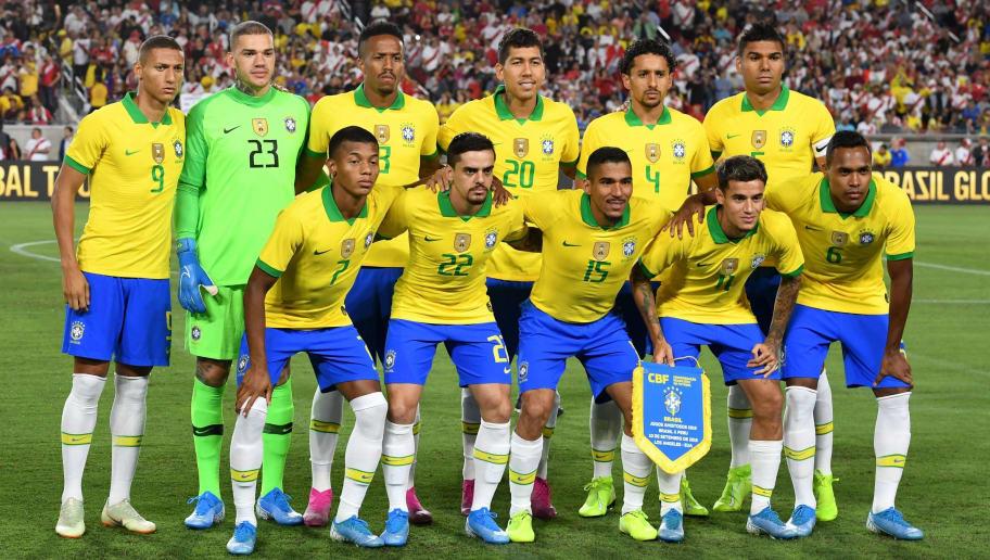 Brasil cai uma posição em novo ranking de seleções da FIFA; confira o top-10 - 1