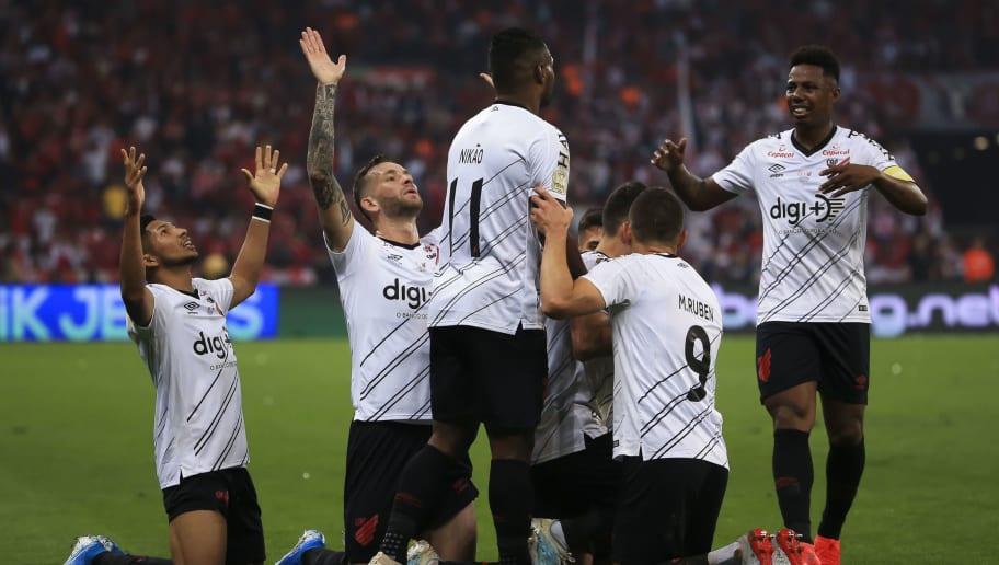 Campeão! Athletico volta a vencer o Inter e conquista a Copa do Brasil de 2019 - 1