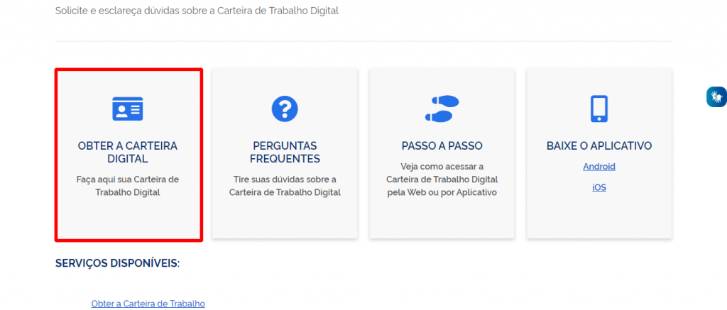 Carteira de Trabalho Digital: veja aqui como habilitar e utilizar a sua - 4