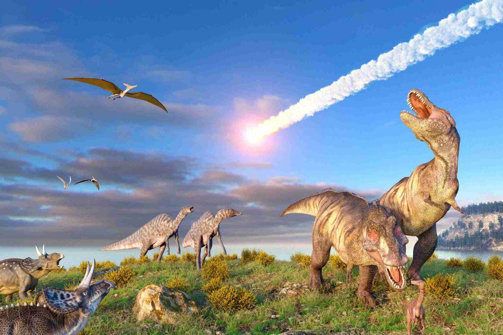 Cientistas encontram evidências do evento que extinguiu os dinossauros - 3