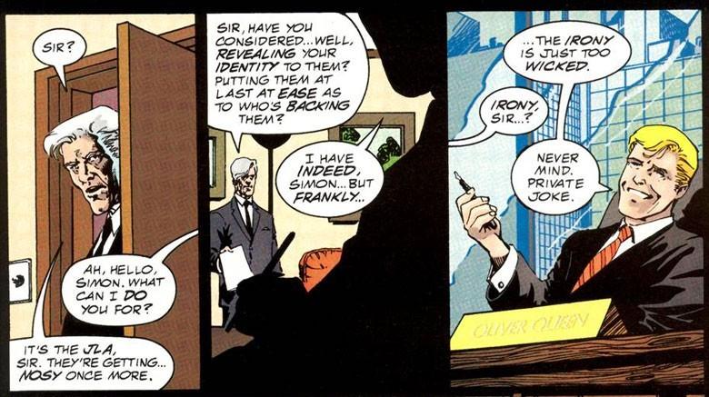 Coisas que nem os maiores fãs sabem sobre a Liga da Justiça - 5
