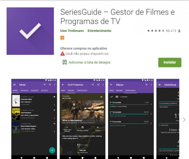 Conheça aplicativos para assistir séries em seu smartphone de graça - 2