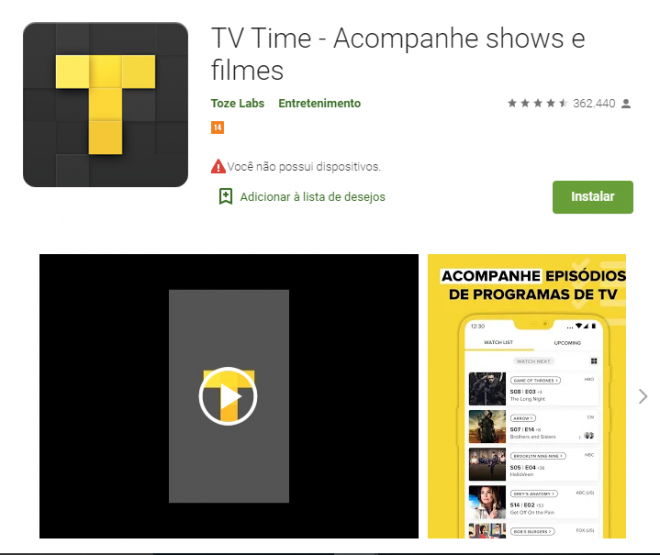 Conheça aplicativos para assistir séries em seu smartphone de graça - 3