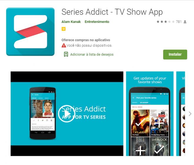 Conheça aplicativos para assistir séries em seu smartphone de graça - 4