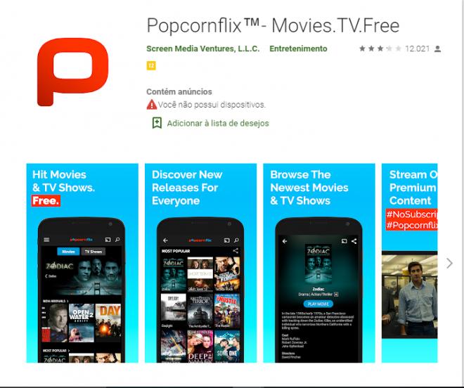 Conheça aplicativos para assistir séries em seu smartphone de graça - 7