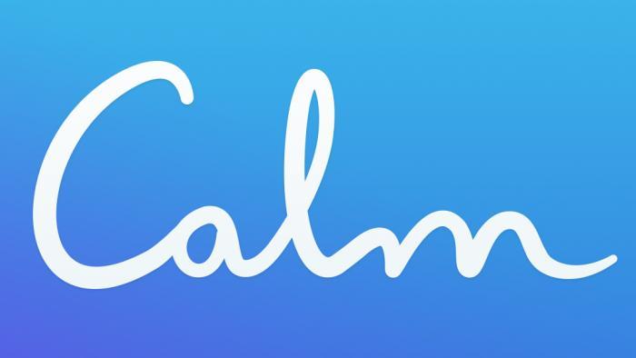 Conheça o Calm, aplicativo que permite ouvir música para relaxar e meditar - 1