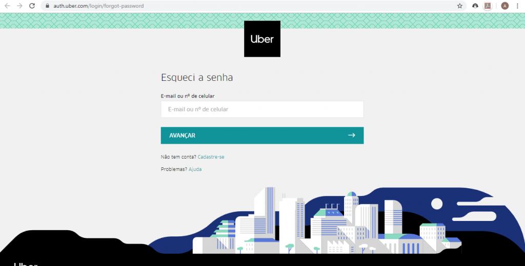 Conta do Uber desativada? Saiba como recuperá-la - 2