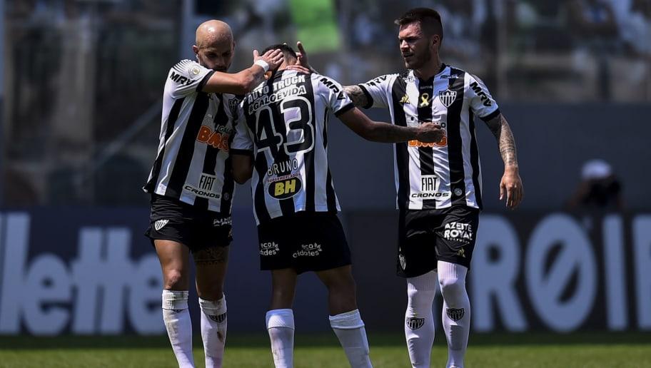 De vice-líder ao meio da tabela: Atlético-MG despenca e preocupa seu torcedor - 1