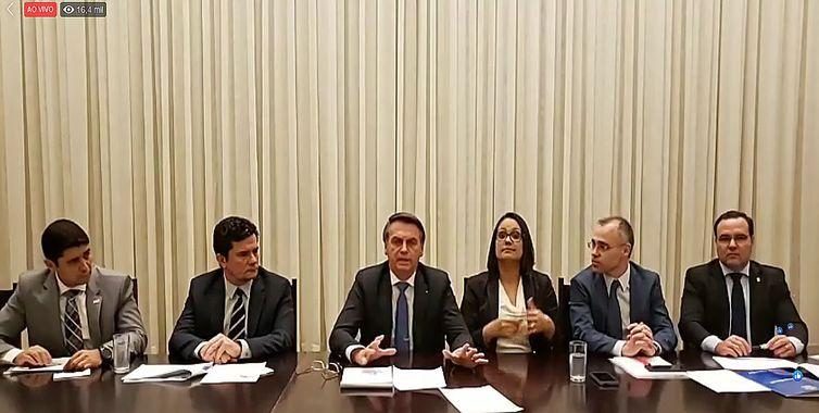 Live Jair Bolsonaro