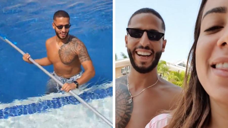 Fã bonitão pede para tirar foto com Anitta em Ibiza e acaba virando amigo da cantora - 1