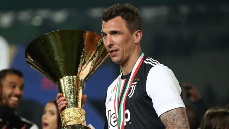 Fora dos planos na Juventus, Mandzukic entra na mira de clubes da Premier League - 1