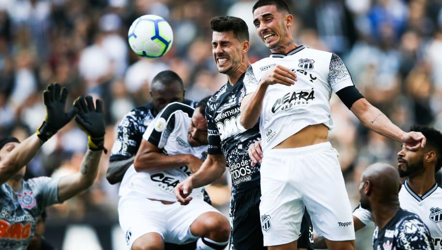 Gols no final das partidas fazem Corinthians se distanciar da liderança - 1