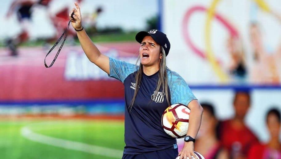 Gota d'água: Emily Lima pede demissão após queda do Santos no Brasileirão Feminino - 1