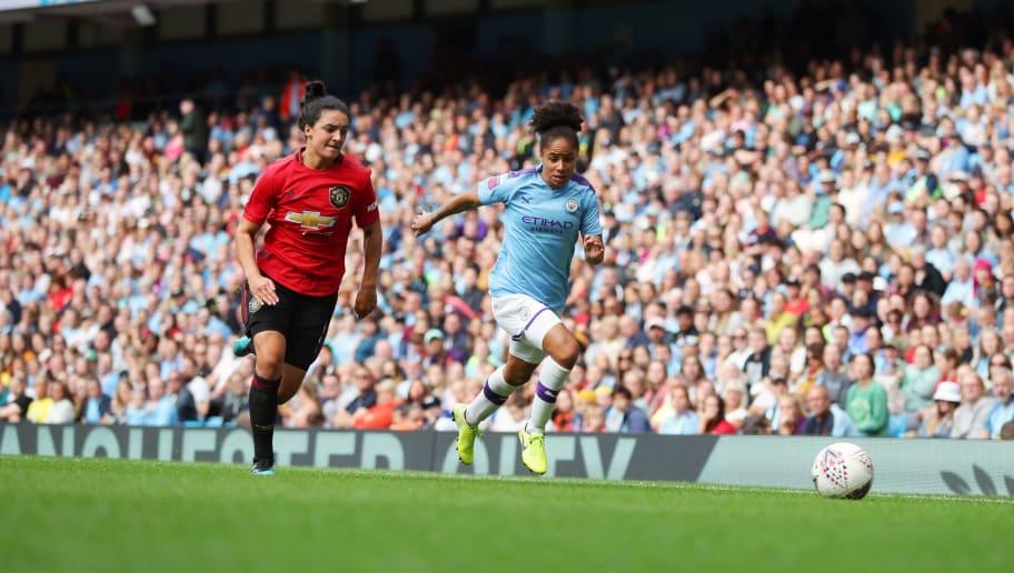 Herança da Copa? Futebol feminino testemunha grande salto de público na Inglaterra - 1