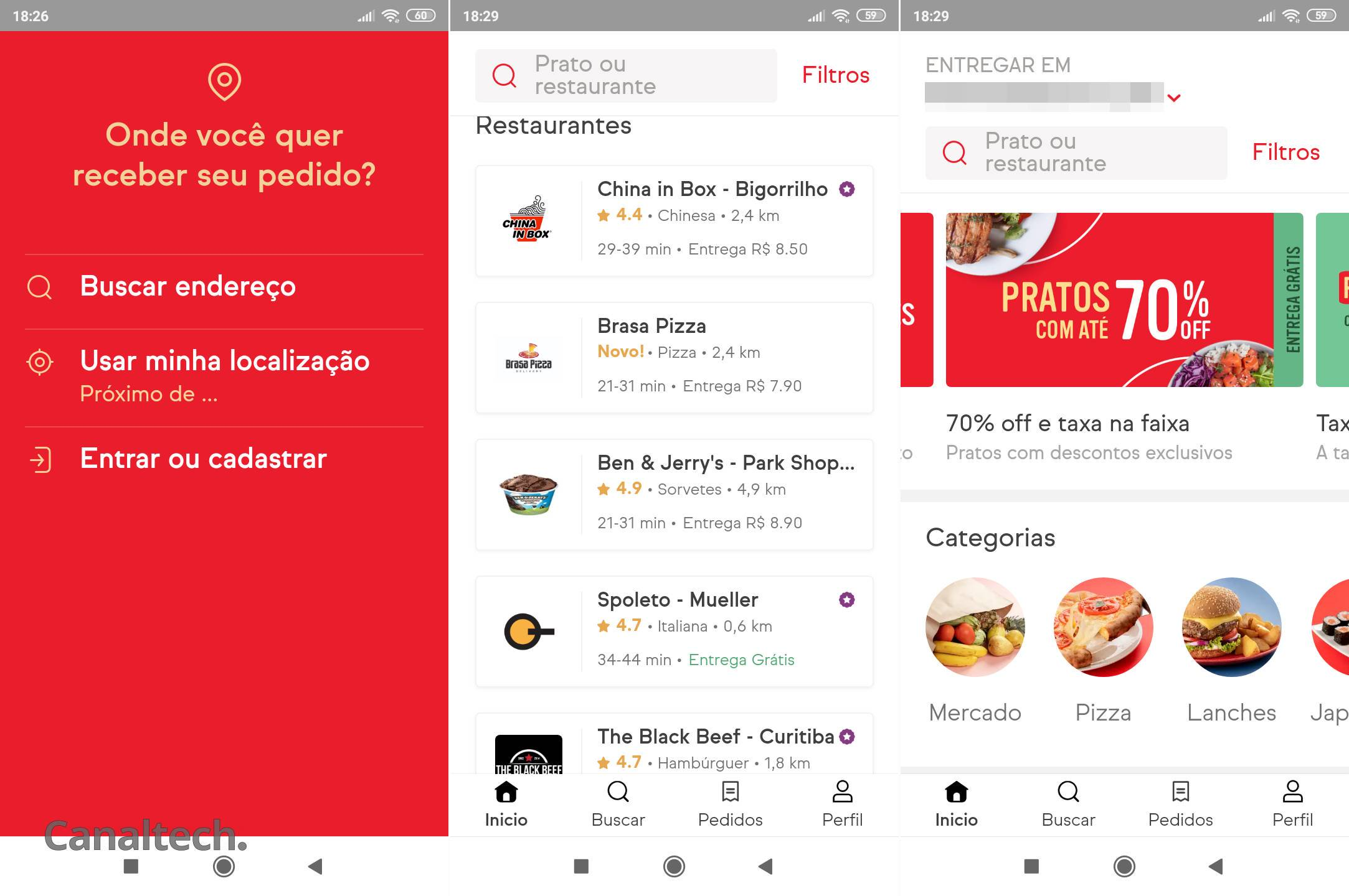 iFood lança versão mais leve do aplicativo para smartphones Android - 2