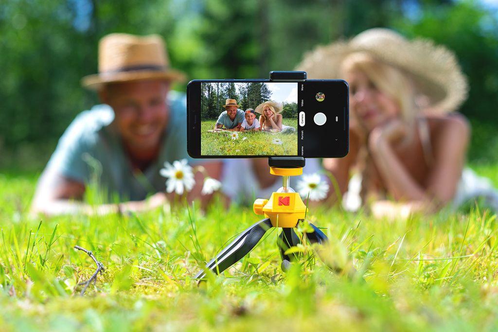 Kodak vai lançar kit de fotografia para smartphones, com lentes e acessórios - 2