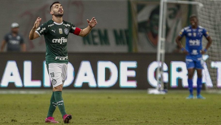 Nova tendência! Volantes do Palmeiras ganham mais liberdade com Mano - 1
