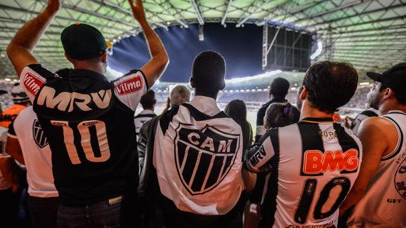 Atletico MG v Sao Paulo - Brasileirao Series A 2015