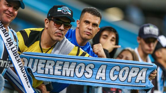 Gremio v Universidad Catolica - Copa CONMEBOL Libertadores 2019