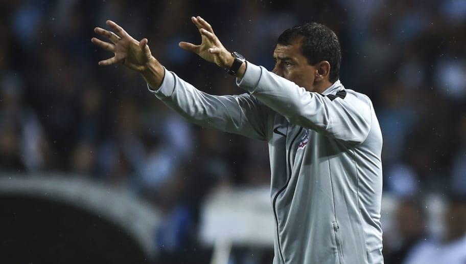 Para se recuperar no Brasileiro, Carille deve promover mudanças no ataque do Corinthians - 1