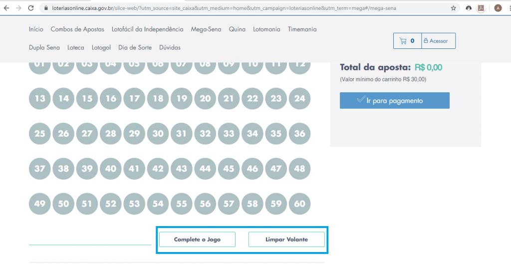 Saiba como utilizar a lotérica online da Caixa - 4