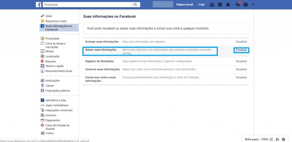Saiba quais de seus dados o Facebook pode acessar e a importância de observá-los - 4