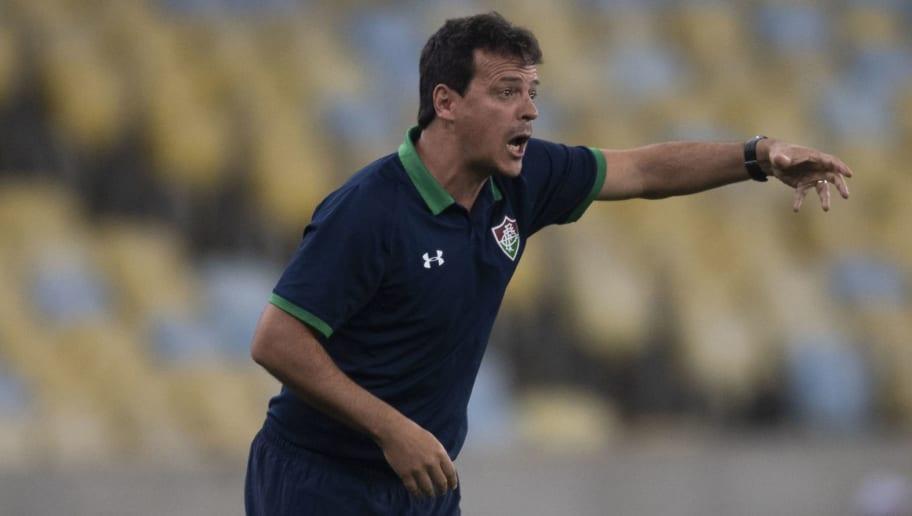 São Paulo anuncia Diniz como novo treinador - 1
