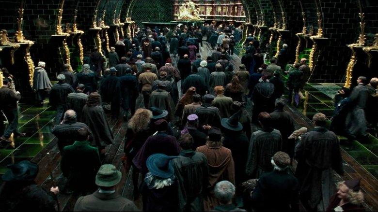 Tudo o que não faz sentido em Harry Potter - 3