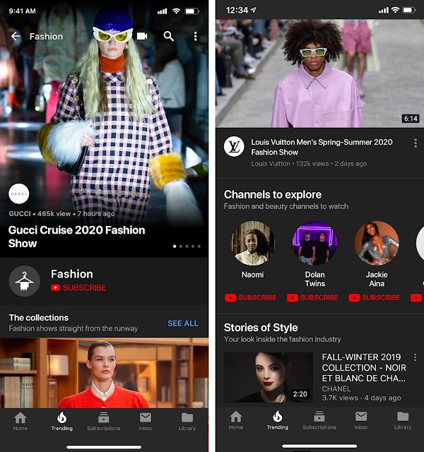 YouTube lança página que reúne conteúdos sobre moda e beleza - 2