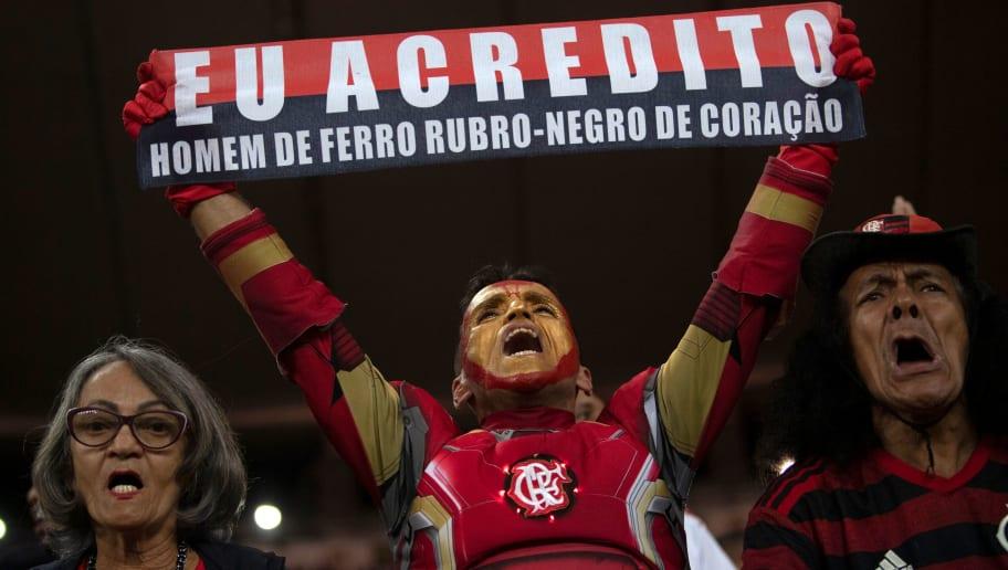 5 motivos para acreditar que o Flamengo será finalista da Libertadores - 1