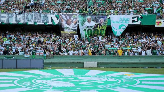 Coritiba v Bahia - Brasileirao Series A 2014