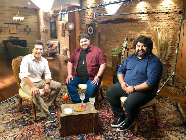 César Menotti e Fabiano estreiam como apresentadores no UOL - 2