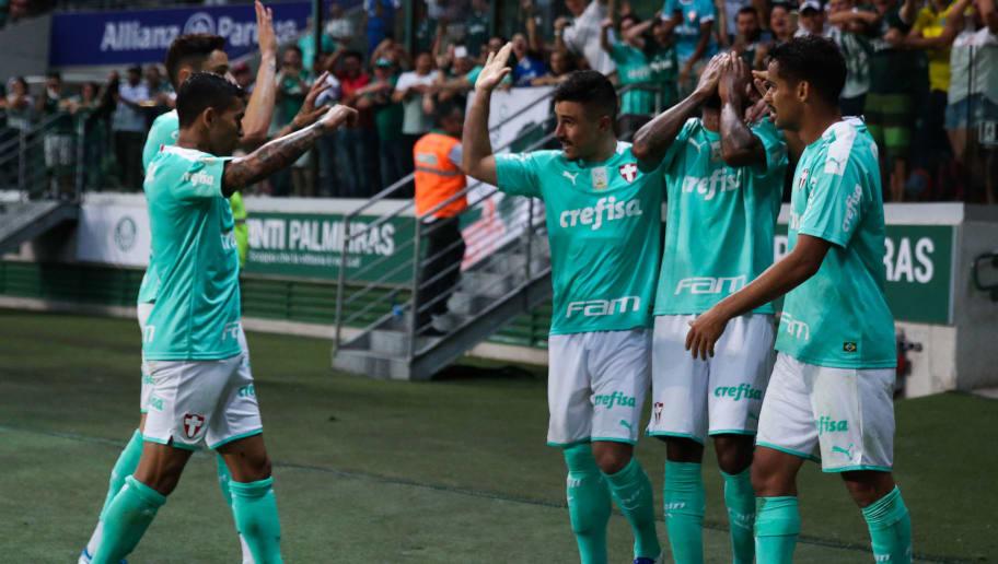 Com atual campanha, Palmeiras seria líder em cinco dos últimos dez Brasileirões - 1