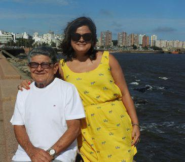 Cresce o número de brasileiros que visitam o Uruguai. A jornalista Evie Gonçalves teve como ponto alto de sua viagem assistir ao por-do-sol na Casapueblo.
