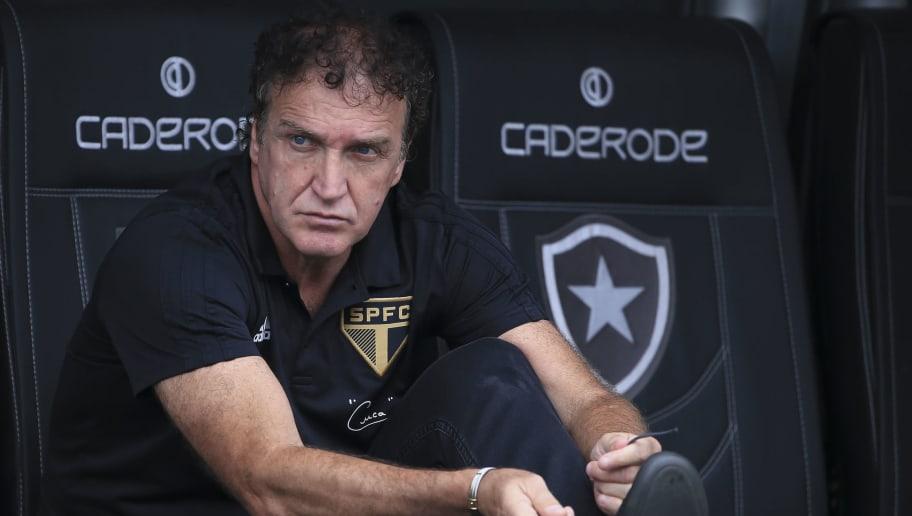 Cuca retoma tratamento médico e sinaliza retorno ao futebol somente em 2020 - 1