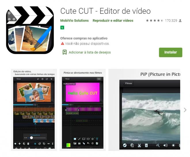 Descubra ótimos aplicativos para editar vídeos no celular - 10
