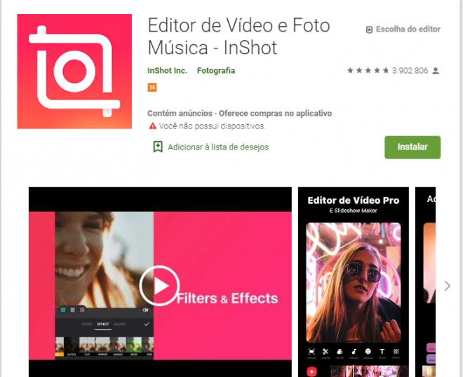 Descubra ótimos aplicativos para editar vídeos no celular - 2