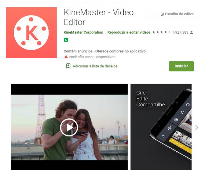 Descubra ótimos aplicativos para editar vídeos no celular - 3