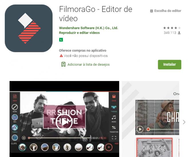 Descubra ótimos aplicativos para editar vídeos no celular - 4