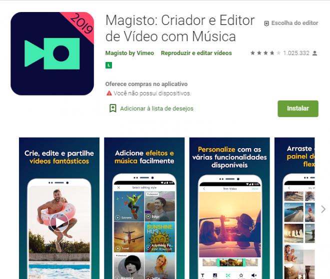 Descubra ótimos aplicativos para editar vídeos no celular - 6